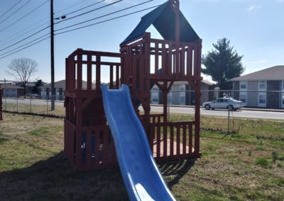 The Lookout Playset