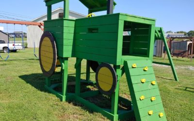The Farmer Playset – Starting at $2,900