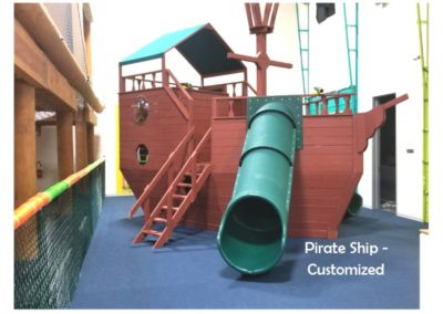 Pirate Ship Playset Noah's Ark Playset Delivered to me
